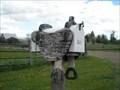 Image for Saddle Mailbox - Bern, ID, USA