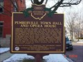 Image for Pemberville Town Hall and Opera House