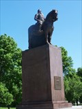 Image for Blanick Knight - Thomas Masaryk Memorial Monument - Chicago, Illinois