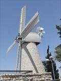 Image for Montefiore Windmill - Jerusalem, Israel