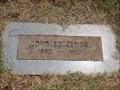 Image for 100 - John Zenor - Rose Hill Burial Park - OKC, OK