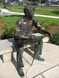 Image for Robert Frost Sculpture - Hinsdale, IL