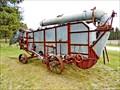 Image for Threshing Machine - Fort Steele, BC