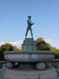 Image for Merkur-Brunnen / Mercury (planet) — Frankfurt am Main, Germany
