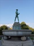 Image for Merkur-Brunnen / Mercury (planet) — Frankfurt am Main, Germany