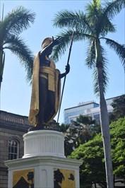 veritas vita visited King Kamehameha I