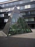 Image for Glaspyramide Umweltministerium