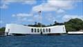 Image for USS Arizona Memorial - Pearl Harbor, Oahu, HI