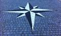 Image for Compass Rose/Nordstern - Friedhof Ohlsdorf/Cemetery Ohlsdorf - Hamburg, Germany