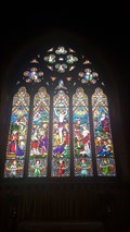 Image for Stained Glass Windows - St Peter - Wymondham, Leicestershire