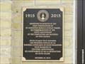 Image for La Paroisse Catholique de Saint-Hyacinthe 1915 2015 - La Salle, Manitoba