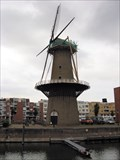 "Image for Cornmill ""De Destilleerketel"", Rotterdam, the Netherlands."