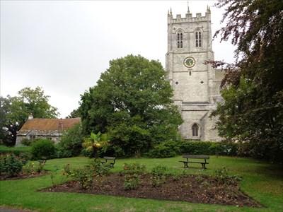 Priory Church & Cottage - Christchurch