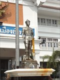 Image for King Mengrai the Great—City Hall, Chiang Rai City, Thailand