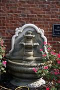 Image for Councilman Ed Blair fountain – Heflin, AL
