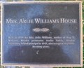 Image for Mrs. Arlie Williams House