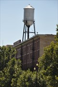 Image for Salt Lake Hardware Company Warehouse Water Tower