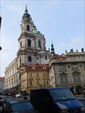 Image for St Nicholas Bell Tower - Praha, CZ