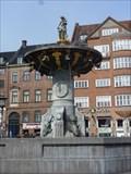 Image for OLDEST -- Fountain in Copenhagan - Copenhagan, Denmark