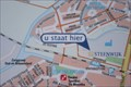 Image for 'You Are Here' Map - Steenwijk NL