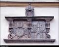 Image for Erby na predbraní Kourimské brány / Coat of arms on Kourim foregate - Ceský Brod (Central Bohemia)
