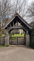 Image for Lychgate - St Peter - Higham-on-the-Hill, Leicestershire