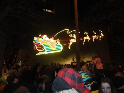 Fort Wayne Holiday Lights Ft In