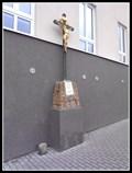 Image for Kríž na ulici Šimáckova - Brno, Czech Republic