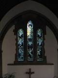 Image for St Peter's Church Windows - Cogenhoe, Northamptonshire, UK