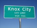 Image for Knox City, TX - Population 1130