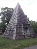 Image for Marcus Brown Pyramid Mausoleum - Grand Rapids, Michigan