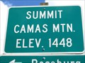 Image for Camas Mtn Summit - Camas Valley, OR - 1448'