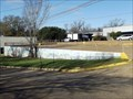 Image for Retaining Wall Mural - Palestine, TX