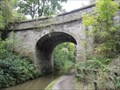 Image for Stone Bridge 91 Over The Macclesfield Canal - Scholar Green, UK