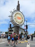 Image for Fisherman's Wharf Sign - San Francisco, CA
