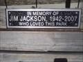 Image for Jim Jackson - Wilson Park - Fayetteville AR