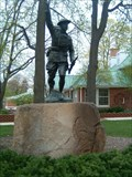 Image for World War I - Doughboy - Wheaton, Illinois