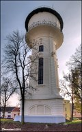 Image for Secesní vodárna / Art-Nouveau Water Tower - Nymburk (Central Bohemia)