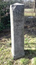 Image for Kilometerstein '130' unweit von Themenreuth - Leonberg (Opf.), Bayern, Deutschland