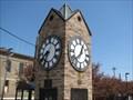 Image for Harrisburg Tower Clock - Harrisburg, Illinois