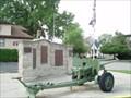 Image for Evergreen Park Veterans Memorial Big Gun