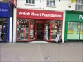 Image for British Heart Foundation Charity Shop, Redditch, Worcestershire, England