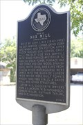 Image for Site of Nix Mill