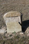 Image for Edna Marie Hughes -- Calf Creek Cemetery, McCulloch Co. TX