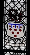 Image for Babington Coat of Arms - St Winifred - Kingston on Soar, Nottinghamshire