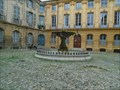 Image for Fontaine de la Place d'Albertas - Aix en Provence, Paca, France