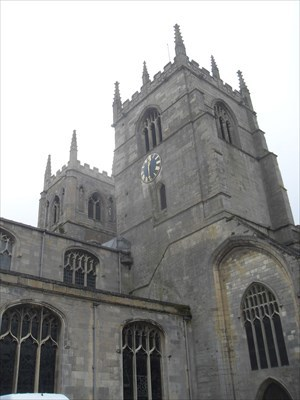 ...the north-west tower.