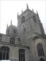 Image for Bell Tower - Minster Church of St Margaret, King's Lynn, Norfolk.