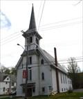 Image for Methodist Church - Unadilla Village Historic District - Unadilla, NY