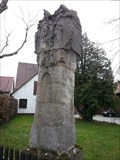 "Image for ""Kunigunden-Marter"", ""St. Kunles Wayside Shrine""- 90427 Buch/Germany/BY"